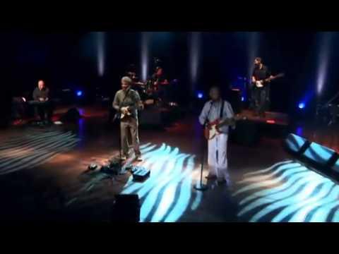 Palco   Part Especial Gilberto Gil & Banda Celso Fonseca
