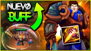 🔥NUEVO BUFF PARA GAREN JUNGLA🔥| LoL | SeVenJungle