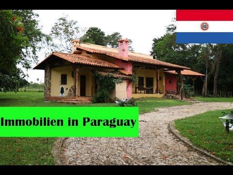 Immobilien Paraguay -  Hausbau Nahe Asuncion