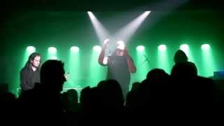 The Drab Five - Creepy Green Light (live Type O Negative tribute in 2013)