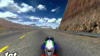 Gameplay - Rugular Street Luge Racing