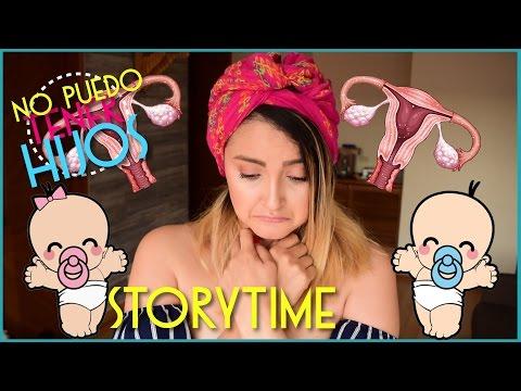 No puedo tener BEBES #StoryTime - Lau Quintero