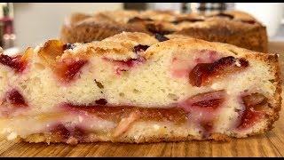 Попробуйте и Вы, будете в Восторге какой ВКУСНЫЙ этот Пирог!