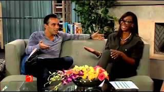 Sebastian Maniscalco Stops by Dallas Talk Show The Broadcast