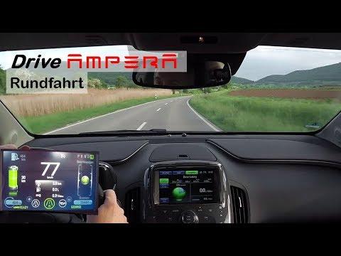 OPEL Ampera Rundfahrt (EZ: 2013/02)