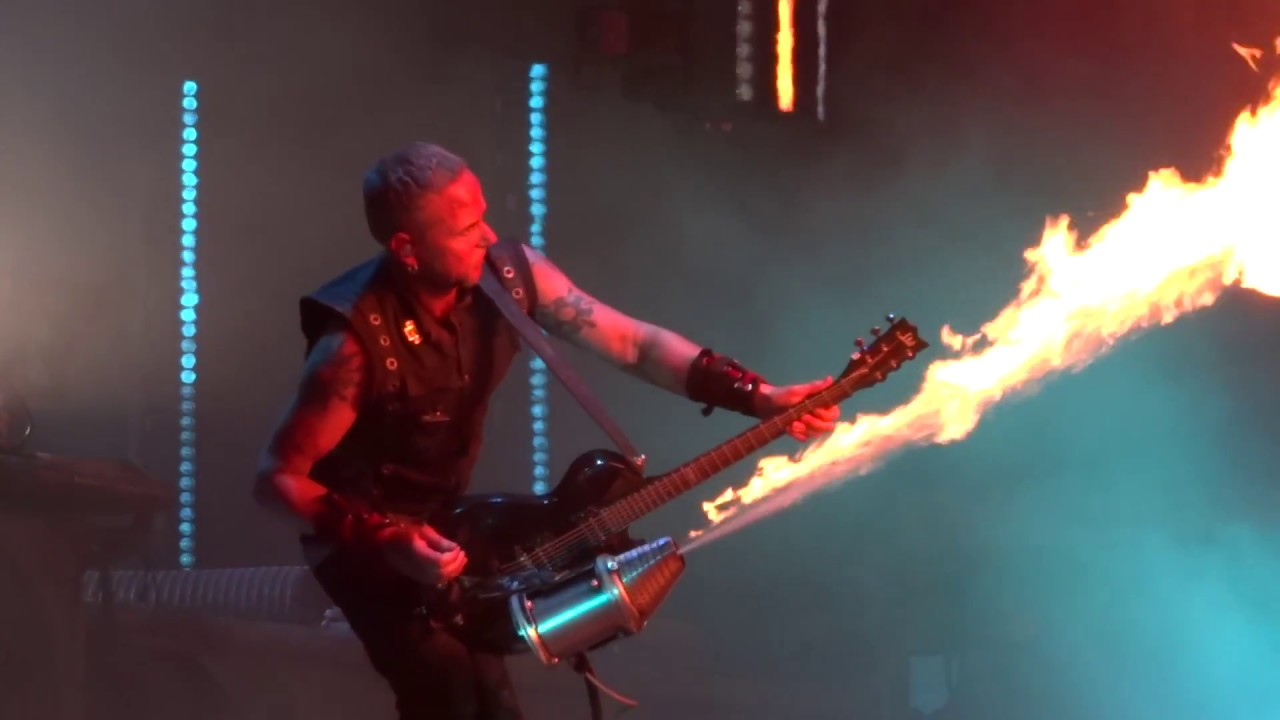 Rockfest Rammstein