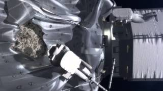 Astronauts to Asteroid -- One Proposed Mission | Animation
