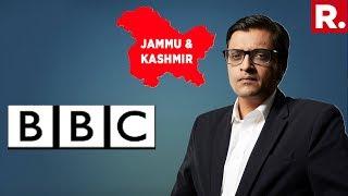 BBC Responds To Republic TV&#39s Email, Defends Kashmir Video, No Mention Of Sources