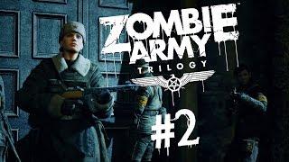 Прохождение Zombie Army Trilogy #2 - Собор Воскрешения