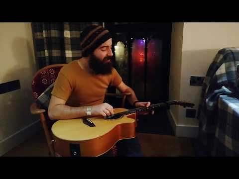 Matthew Frederick • 'I've Had Just About Enough Of You' • Live in Cardigan
