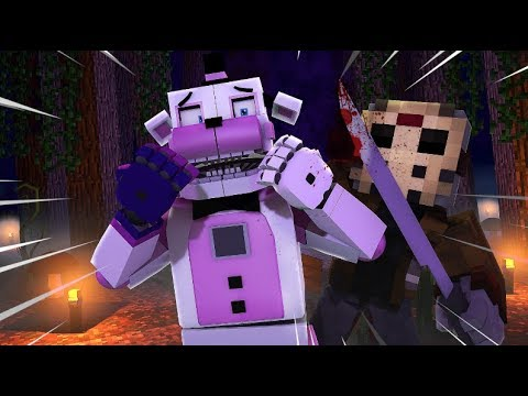Friday The 13th Jason Attacks Funtime Freddy!- Minecraft FNAF Roleplay