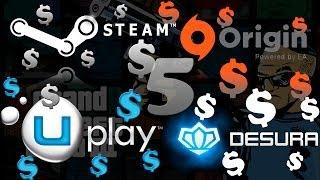 Покупка GTA Complete Pack + Рандомные ключи Steam(подарок)(Купить GTA Complete Pack (которое покупал я) можно по ссылке - http://www.plati.ru/asp/pay.asp?id_d=1561183&ai=416196 (она с моей рефералкой,..., 2014-04-23T00:57:10.000Z)