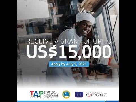 Technical Assistance Programme Grant - Launch