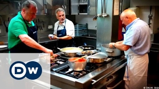 Spain – Basque men-only cooking clubs | DW Documentary