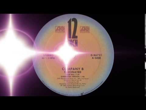 Company B - Fascinated (Atlantic Records 1986)