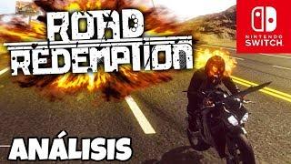 ANÁLISIS - ROAD REDEMPTION (Nintendo Switch)