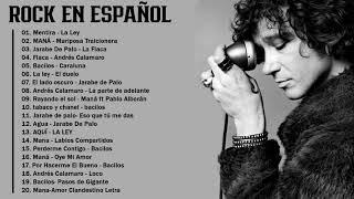 Rock en español de los 80 y 90   Enrique Bunbury, Caifanes, Enanitos Verdes, Mana, SODa Estereo