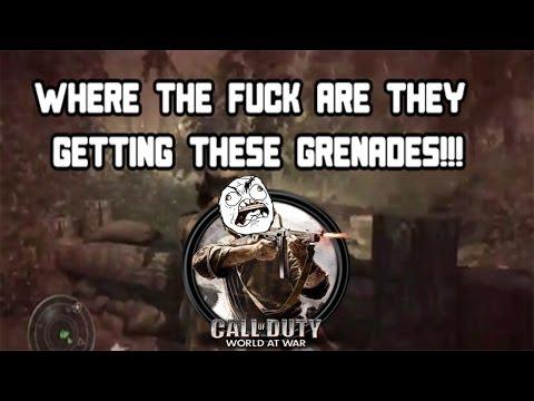 Call of Duty - World at War Veteran Campaign RAGE