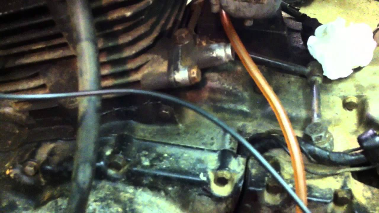 Kawasaki Atv 220 Wiring Diagram Kawasaki Bayou Lakota 300cc Cdi Gm 350 Youtube