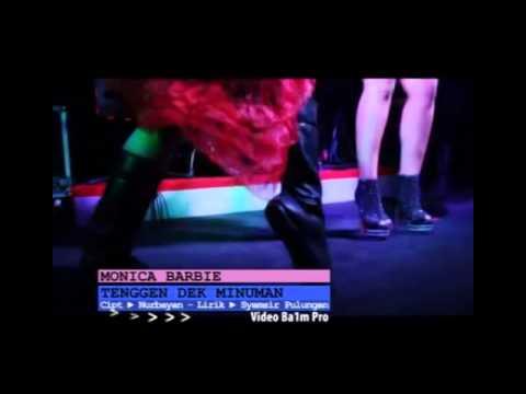 Goyang Oplosan Versi Padang Monica Barbie