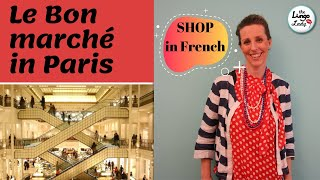 The Best French Department Stores