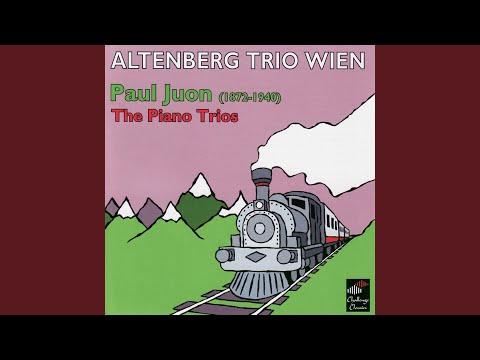 Trio For Piano, Violin And Violoncello Op. 17: Allegro