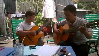 Lạc mất mùa xuân - Hòa tấu Guitar