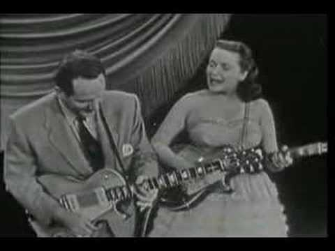 Les Paul & Mary Ford Live Part 3 Of 3