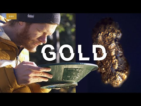 Gold isn't rare. So why is it valuable?