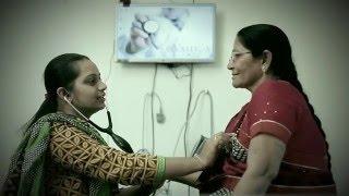 Digital India - Short film on e-Hospital (Online Registration System) in Hindi