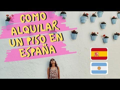Como Alquilar Un Piso En ESPAÑA (Requisitos, Experiencia)