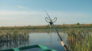 Рыбалка на ДОНУ 2021 Красивое утро на Дону Рыбалка на карася
