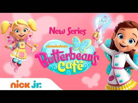 Get ready to be whisked away by Butterbean's Café, a brand-new Nickelodeon series coming soon! 🍳