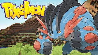MOST OP SWAMPERT ON THE SERVER  - MINECRAFT PIXELMON POKEPLAY.io GEN 3 #3