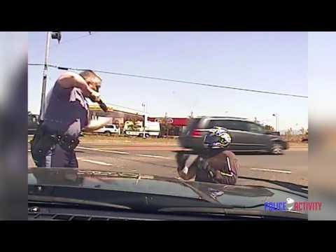 POLIZEI vs. UNRECHT