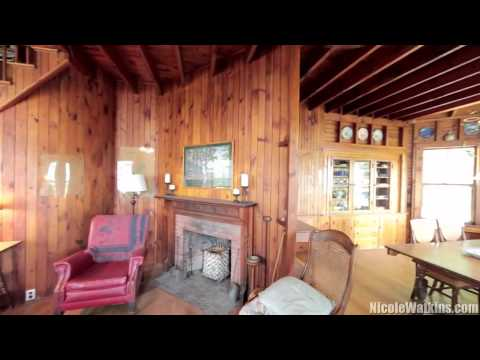 124 Alpine Park Moultonborough, NH - 266 ft, 2.33 Acres on WInnipesaukee and Classic Boathouse.