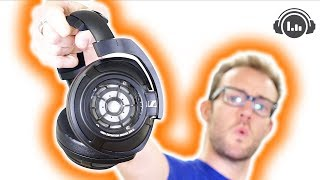 Glass Backed Headphones! Sennheiser HD820 Headphone Review