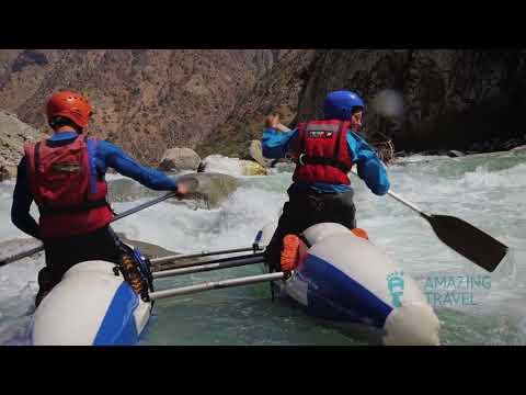 "Rafting to Tajikistan"" AMAZING TRAVEL"""
