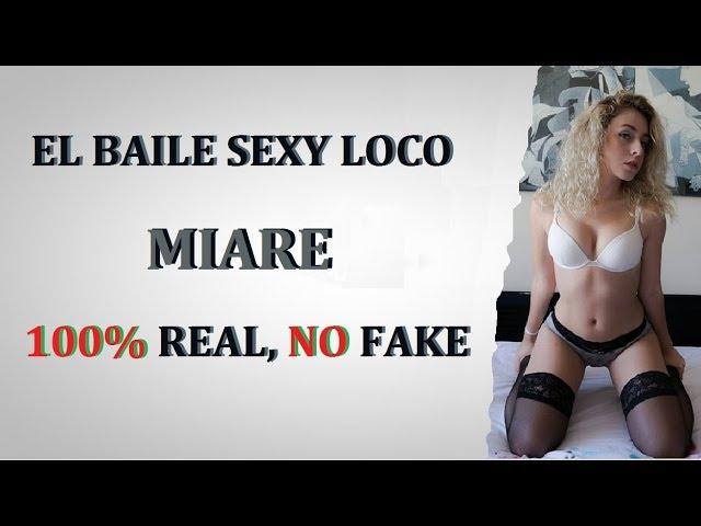 Miare Baile Sexy Loco, Pack  , Fap Tribute ! 100% real no fake #1