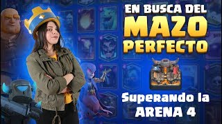 Clash Royale: Superando la arena 4
