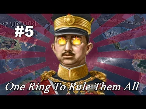 HOI4  Road to 56  Japan and the Ring of Fire  Part 5