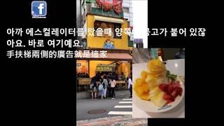 Vlog- [대만여행 ~ 융캉제 맛집] - 中韓字幕- 永康街美食