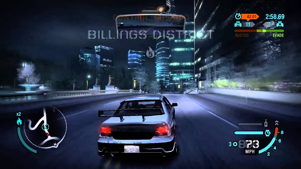 Need For Speed Carbon Review Youtube