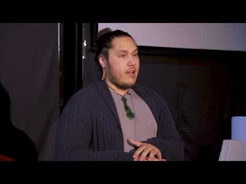 Making Connections - The Power of Oral Storytelling | Trent Hohaia | TEDxUOA