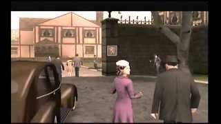 """Il Padrino PS2 - Gameplay #1 - """"IL VICOLO"""" (missione di addestramento)"""