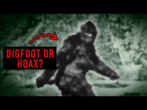 The Science Of Bigfoot |