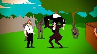 Abe Lincoln: Wrestling Badass