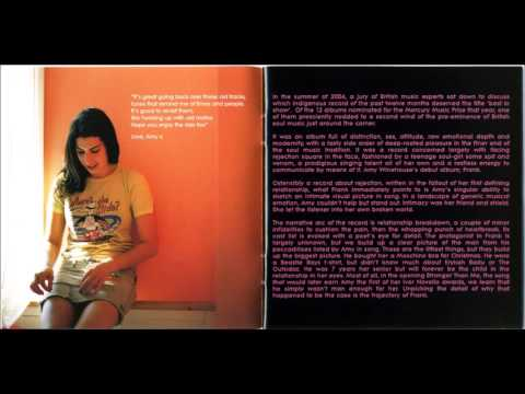 Amy Winehouse - Frank (FULL ALBUM)