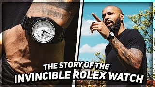 The Story Of The Arsenal Invincible Rolex Watch!