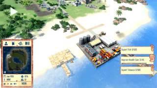 Tropico 4 - Vorschau / Preview von GameStar.de (Gameplay)